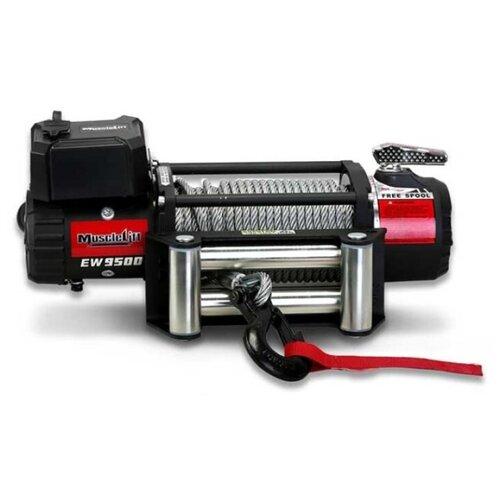 Лебедка электрическая T-max EW9500 Musclelift 12 Вольт