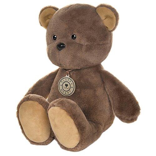 Купить Мягкая игрушка Fluffy Heart Медвежонок 25 см, Мягкие игрушки