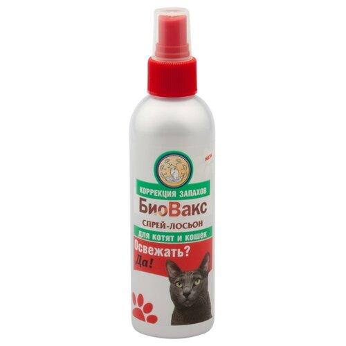Спрей БиоВакс для кошек Освежать! Да! 180 мл