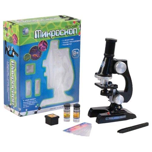 Микроскоп TONG DE T253-D1826 черный бластер tong de fj513