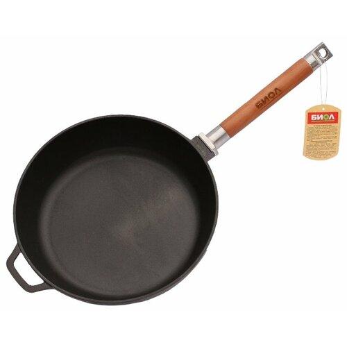 Сковорода Биол 0324 24 см, съемная ручка frying pan биол 24 cm