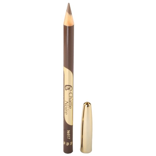 Chatte Noire Карандаш для глаз, оттенок 617 светло-коричневый chatte noire набор для макияжа губ 18 помада серии к карандаш для губ