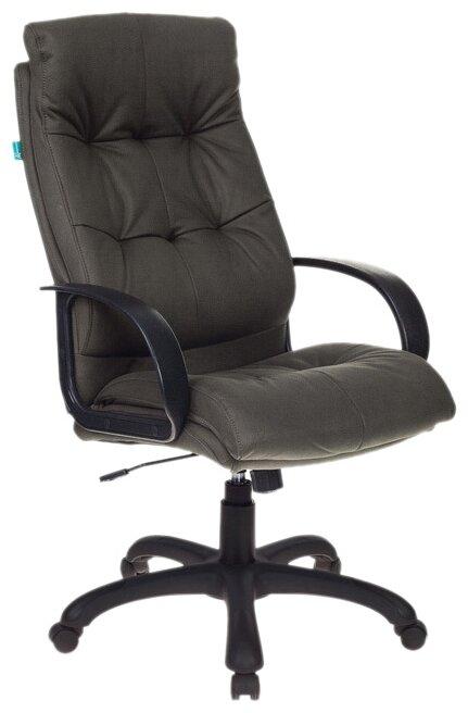 Компьютерное кресло Бюрократ CH-824B для руководителя