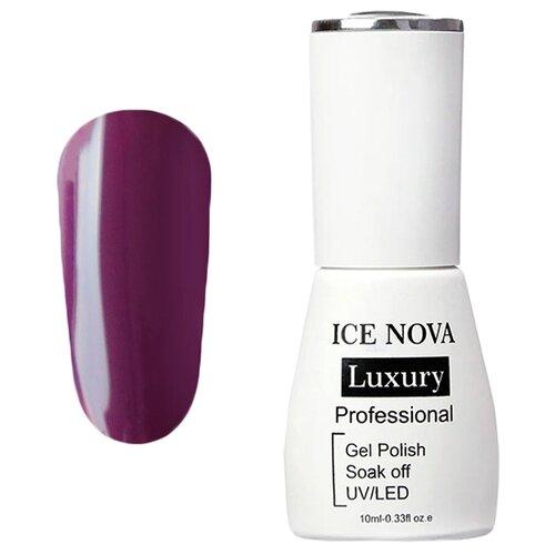 Купить Гель-лак для ногтей ICE NOVA Luxury Professional, 10 мл, 103 nasty girl