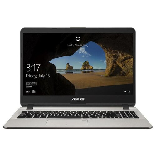 Ноутбук ASUS X507UF-EJ474T (Intel Core i3 7020U 2300MHz/15.6 /1920x1080/4GB/500GB HDD/DVD нет/NVIDIA GeForce MX130 2GB/Wi-Fi/Bluetooth/Windows 10 Home) 90NB0JB1-M05940 серый  - купить со скидкой