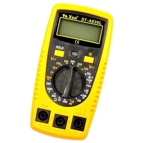 Мультиметр цифровой Ya Xun DT-A830L