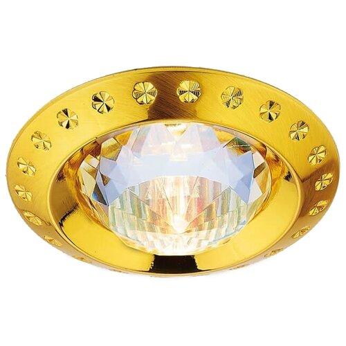 Встраиваемый светильник Ambrella light 777 GD встраиваемый светильник ambrella light p2350 sl