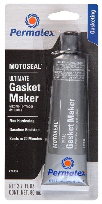 Каучуковый герметик для ремонта автомобиля PERMATEX MotoSeal