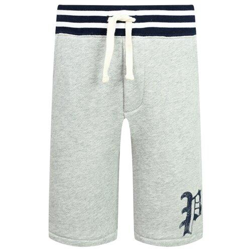 Купить Шорты Ralph Lauren размер 92, серый, Брюки и шорты