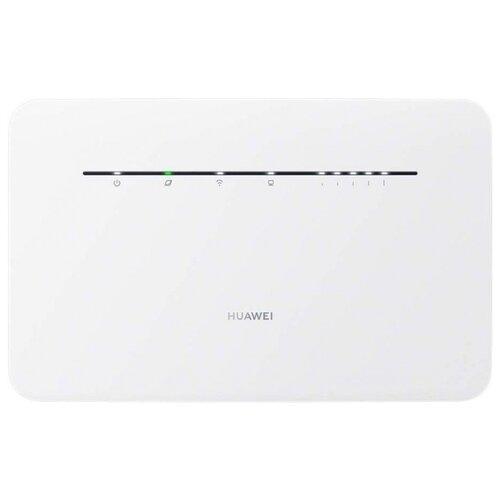 Wi-Fi роутер HUAWEI B535-232 белый wi fi роутер huawei b310 черный