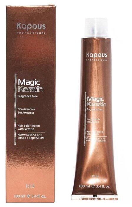 Kapous Professional Magic Keratin Краска для волос,