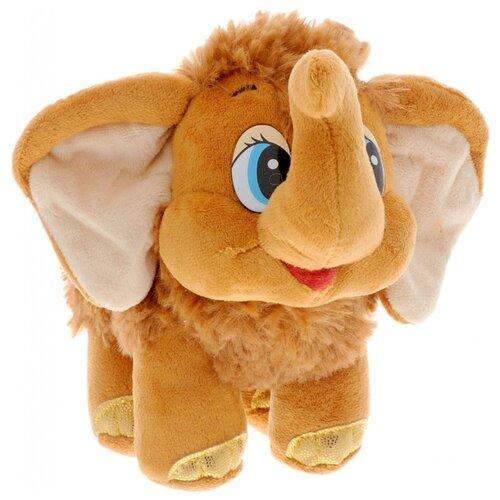Купить Мягкая игрушка Мульти-Пульти Мамонтёнок без чипа 20 см, Мягкие игрушки