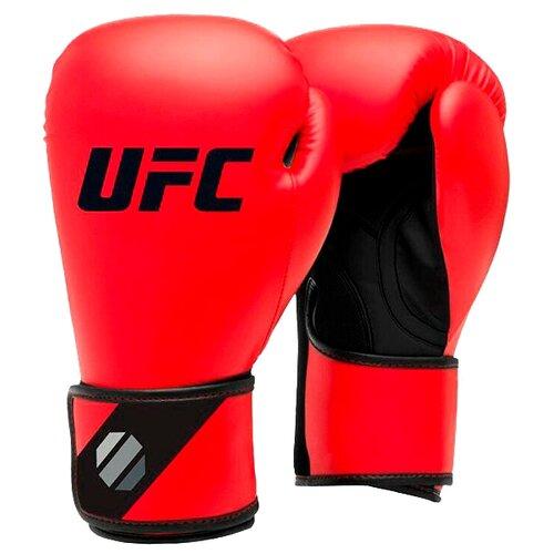 Фото - Боксерские перчатки UFC Sparring 6-16 oz красный 8 oz боксерские перчатки ufc sparring 6 16 oz желтый 12 oz