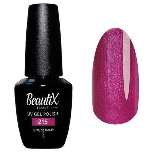 Гель-лак для ногтей Beautix UV Gel Polish, 15 мл, оттенок 215 beautix гель лак 190 оттенков 15 мл оттенок 303