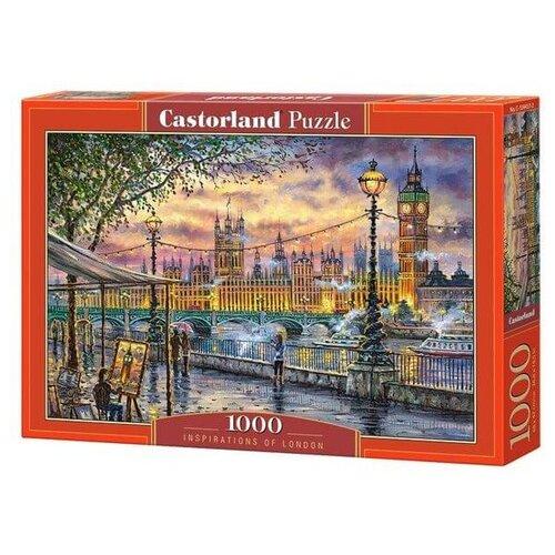 Пазл Castorland Inspirations of London (C-104437), 1000 дет., Пазлы  - купить со скидкой