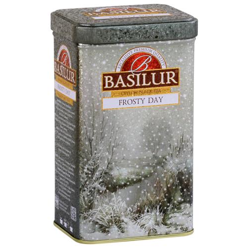 Чай черный Basilur Festival сollection Frosty day подарочный набор , 85 г