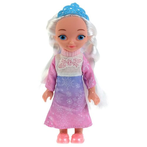 Купить Кукла Карапуз Царевны Аленка, 15 см, PR15-A-19-RU, Куклы и пупсы