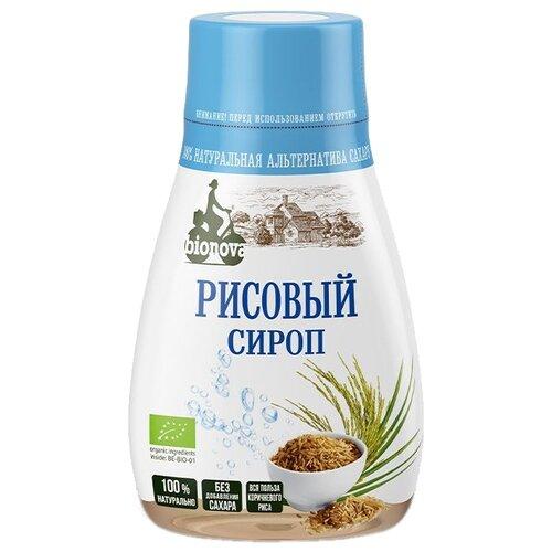 BIONOVA Сироп рисовый жидкость 230 г
