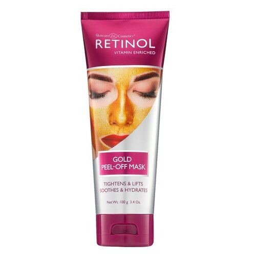 Маска-пленка Retinol Gold Peel-Off Mask, 100 г пленка