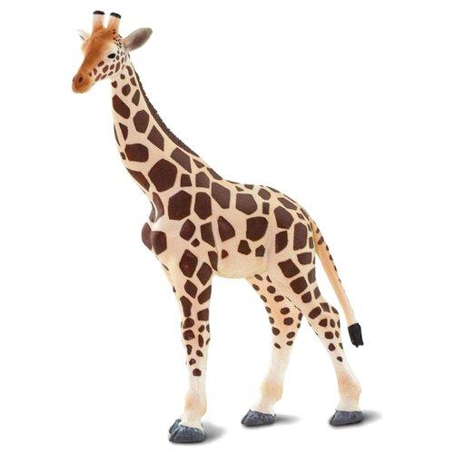Фото - Фигурка Safari Ltd Wildlife Жираф 100421 фигурка safari ltd обыкновенный бегемот 270429