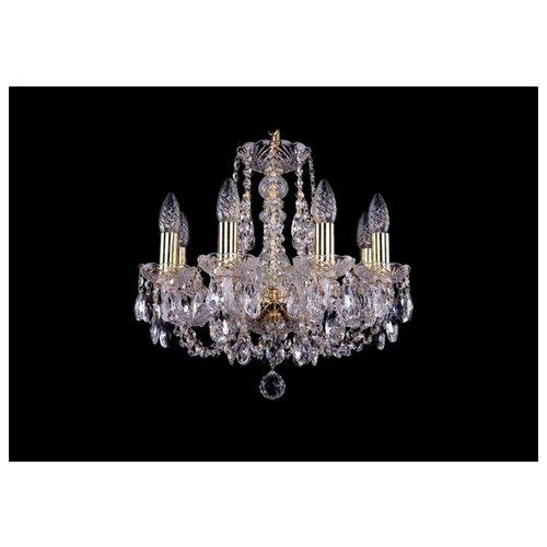 Люстра Bohemia Ivele Crystal 1406 1406/8/141/G, E14, 320 Вт