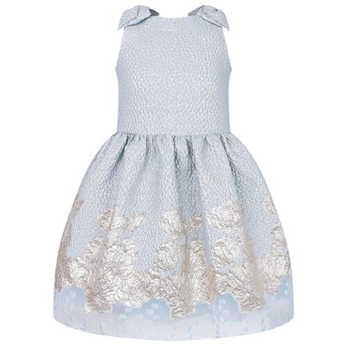 Платье David Charles размер 92, голубой