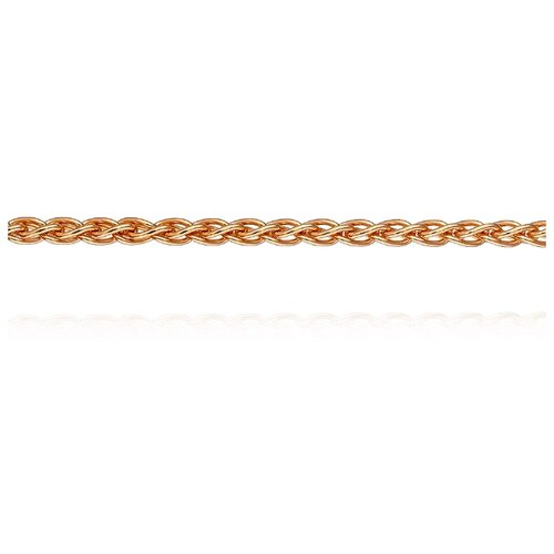 АДАМАС Цепь из золота плетения Колос ЦКЛ250В-А51, 50 см, 8.79 г