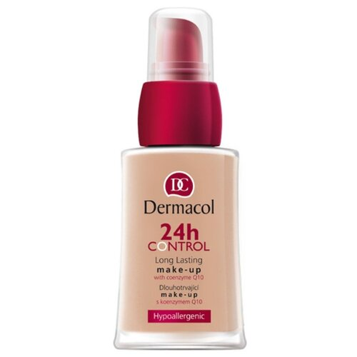 Купить Dermacol Тональный крем 24h Control Make-Up, 30 мл, оттенок: тон №60