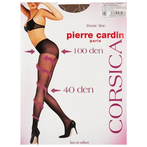 Колготки Pierre Cardin Corsica 40 den, размер IV-L, bronzo (коричневый)