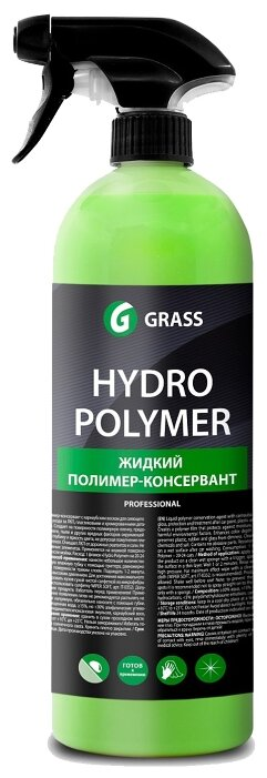 Воск для автомобиля GraSS жидкий Hydro Polymer