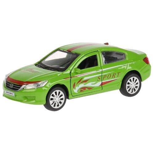 Легковой автомобиль ТЕХНОПАРК Honda Accord Спорт (ACCORD-S) 12 см зеленый автомобильные держатели и подставки honda accord