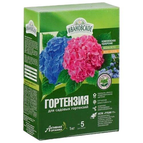 Удобрение Фермерское хозяйство Ивановское Гортензия 1 кг