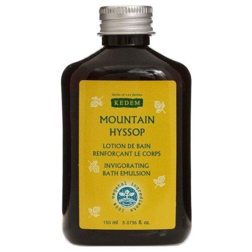 Лосьон для тела Kedem тонизирующий Mountain Hyssop, 150 мл