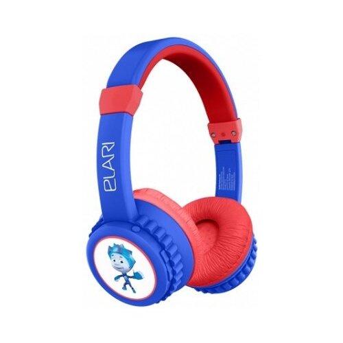 Беспроводные наушники ELARI FixiTone Air blue/red фото