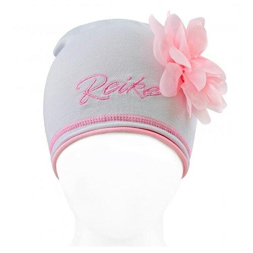 Шапка Reike размер 50, серый шапка шлем reike размер 50 серый
