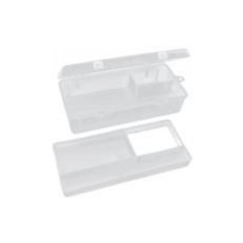 Коробка для приманок для рыбалки MIKADO UABM-311 28х13х7.7 см прозрачный