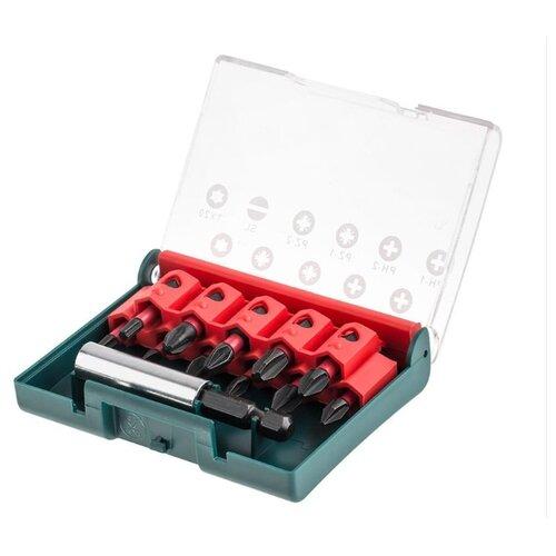 Набор бит Hammerflex (12 предм.) 203-902 набор бит hammer 203 902