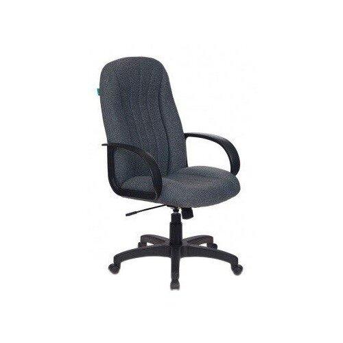Компьютерное кресло Бюрократ T-898 для руководителя, обивка: текстиль, цвет: серый