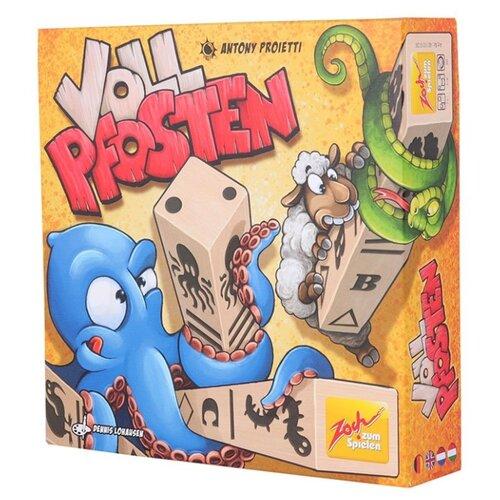 Купить Настольная игра Zoch Vollpfosten, Настольные игры