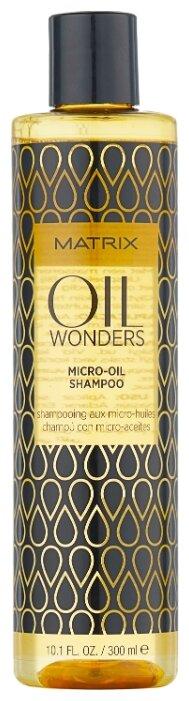 Matrix шампунь Oil Wonders Micro-Oil — купить по выгодной цене на Яндекс.Маркете