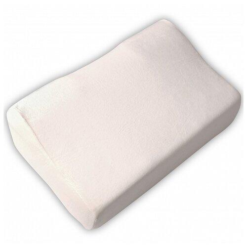 Подушка ортопедическая с эффектом памяти Fosta F 8024 (50x30x15/10)