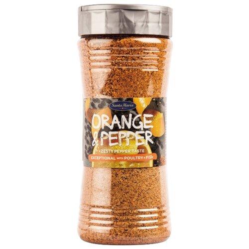 Santa Maria Приправа Апельсиновый перец, 300 г santa maria чипотл красный болгарский перец резаный 410 г