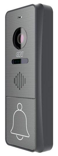 Вызывная (звонковая) панель на дверь CTV D4000FHD графит