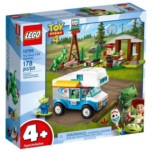конструктор lego история игрушек 4 весёлый отпуск 10769 Конструктор LEGO Toy Story 10769 Веселый отпуск