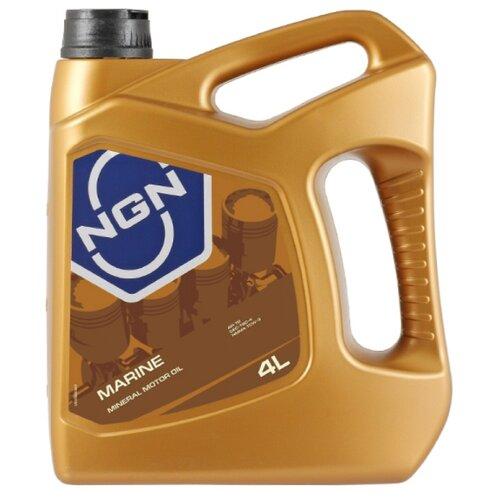 Моторное масло NGN Marine 4 л