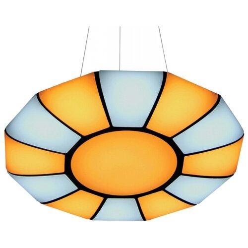 Светильник светодиодный Ambrella light FP2313L WH 114W D480, LED, 114 Вт светильник светодиодный ambrella light fs1232 sd 48w d480 orbital led 48 вт