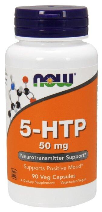 Сколько стоит Аминокислота NOW 5-HTP 50 mg (90 капсул)? Сравнить цены на Яндекс.Маркете