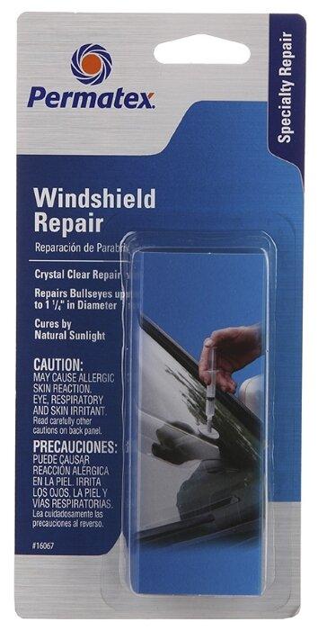 Клей для ремонта лобового стекла Permatex 16067 Бычий глаз 4,8гр