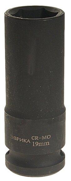 Торцевая головка ударная глубокая Эврика ER-95812 — цены на Яндекс.Маркете