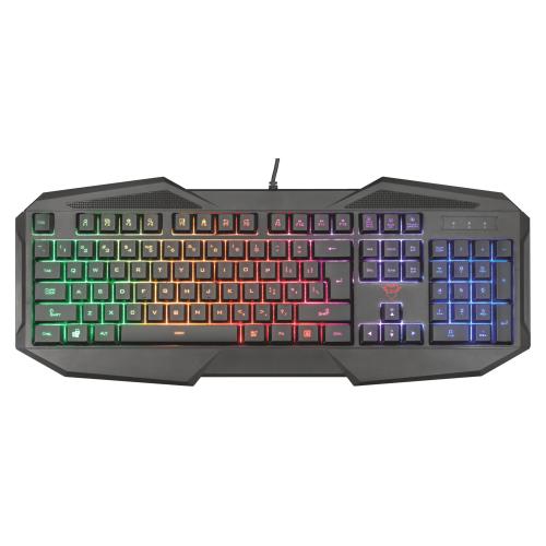 Игровая клавиатура Trust GXT 830-RW Avonn 22511